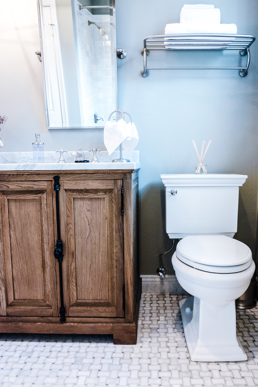 Bathroom redesign in Virginia