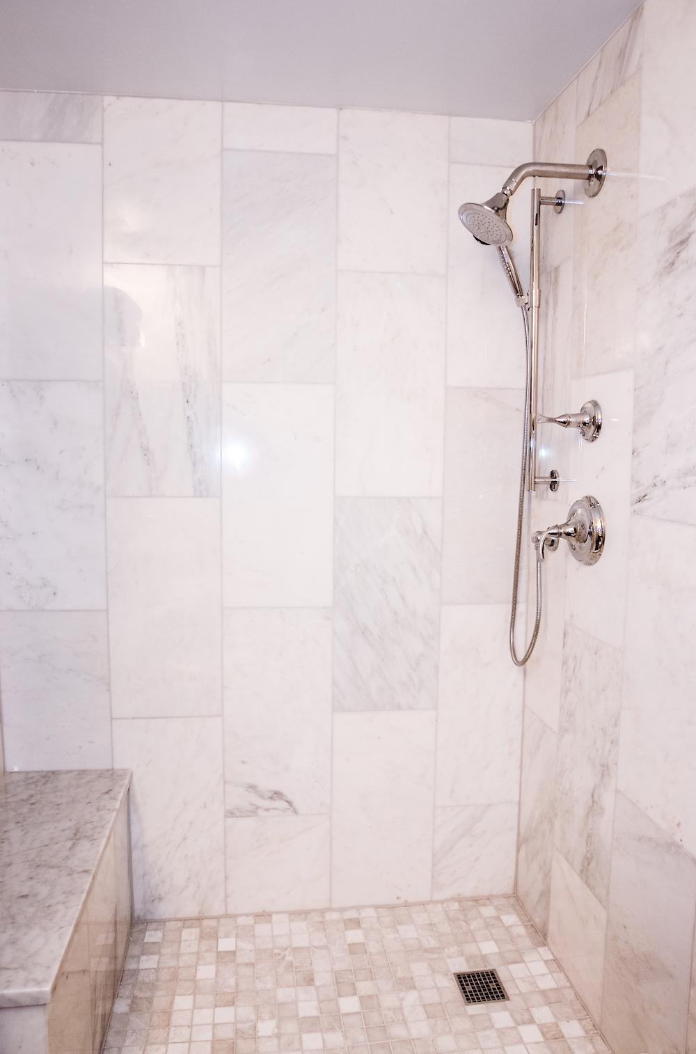 Shower redesign