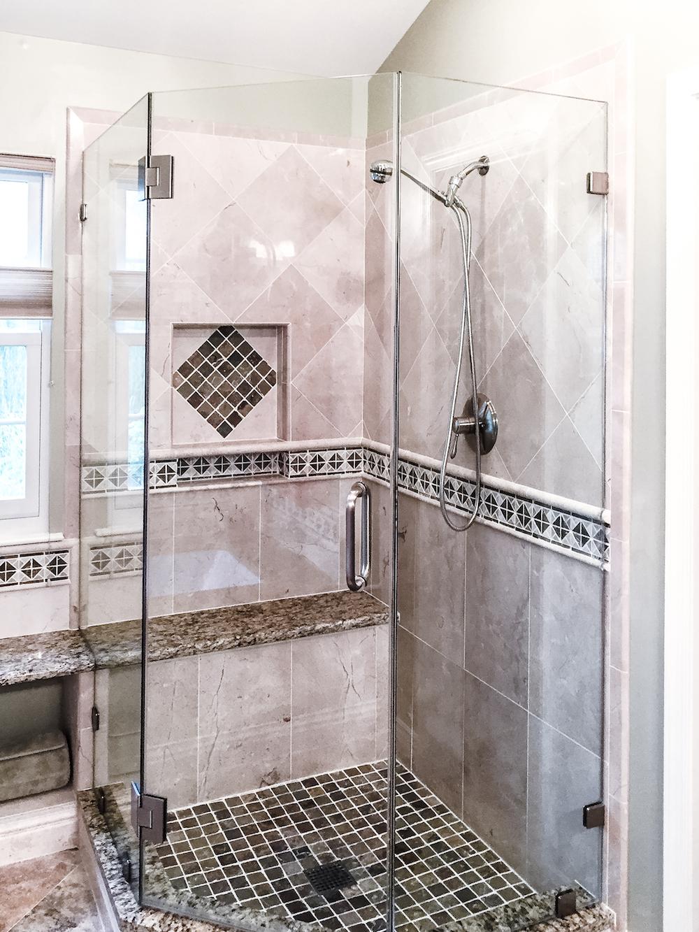 Timeless Bathroom remodel fairfax county
