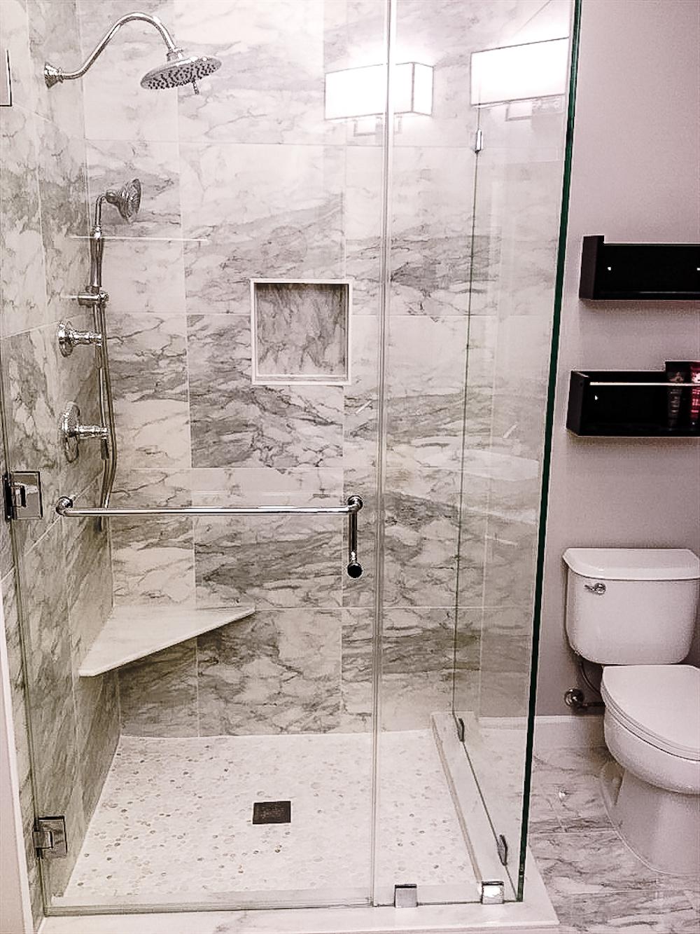 Bathroom remodel fairfax county