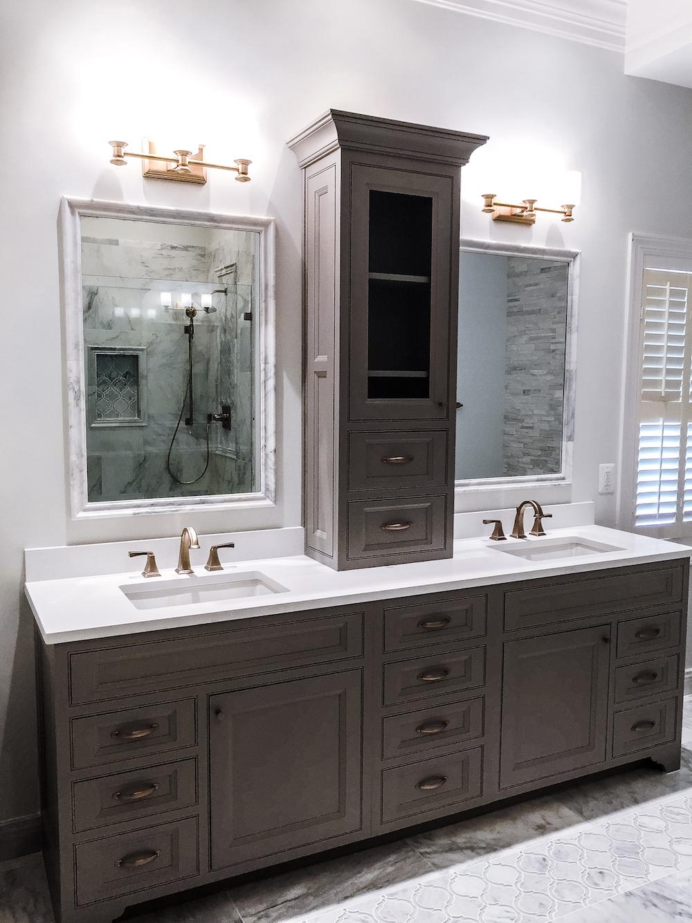 Master Bathroom remodel fairfax county Virginia