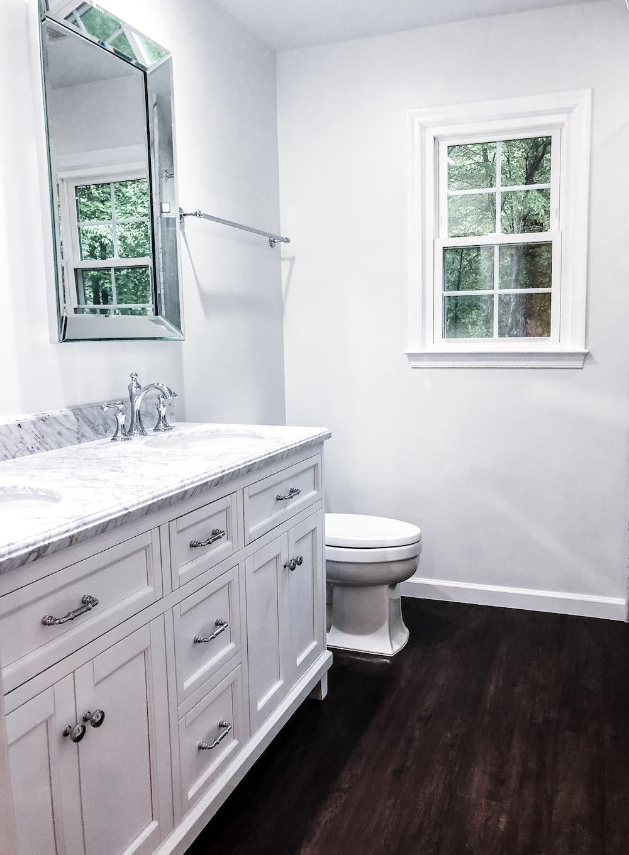 spa bathroom herndon