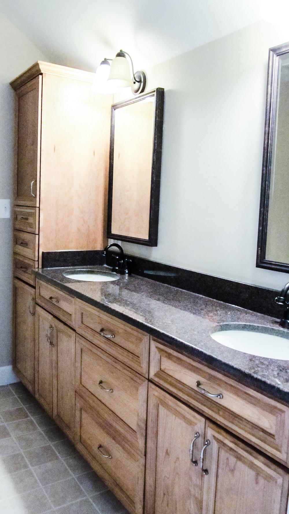 Refinished Bathroom