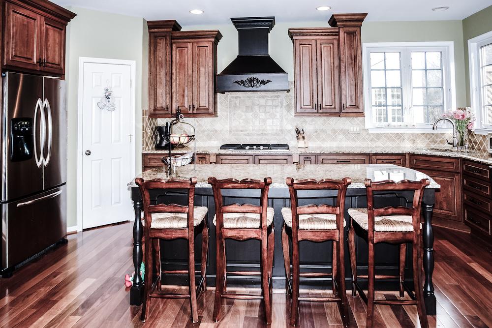 Kitchen remodel fairfax county