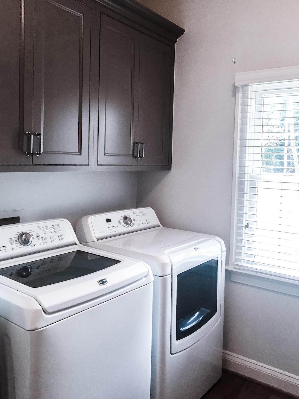 Laundry room renovation Virginia
